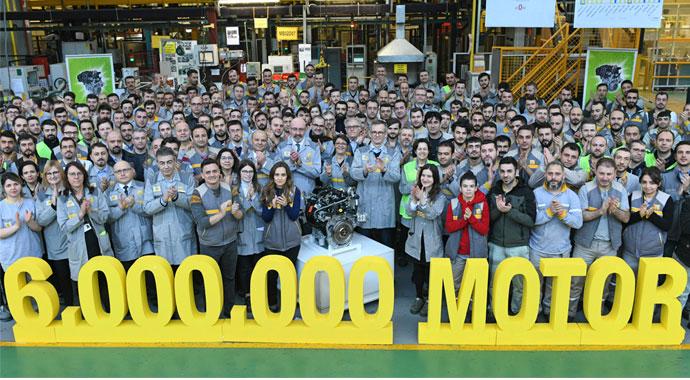 Renault'dan 6 milyon sevinci