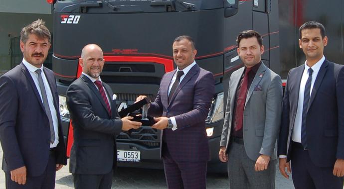 Renault'un özel çekicisi Türkiye'de