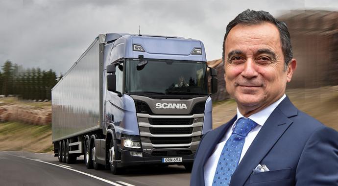 Scania, ithal pazarın lideri