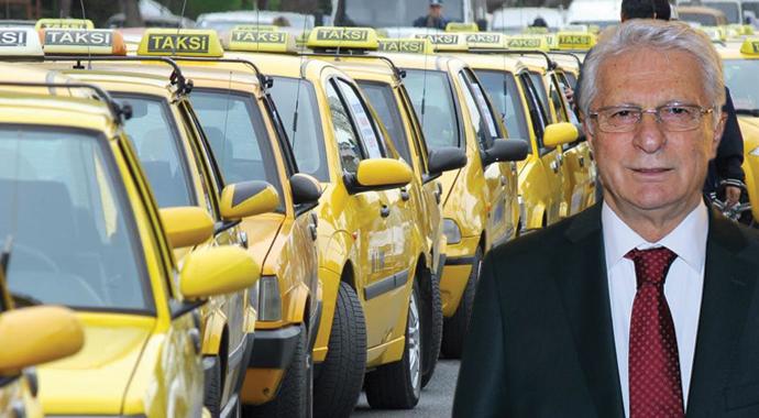 Taksi de kiralık devri kapanacak