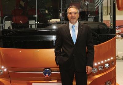 Temsa Türkiye'ye 128 milyon dolar getirdi