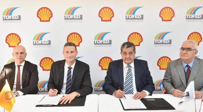 TOFED Shell ile işbirliğini uzattı