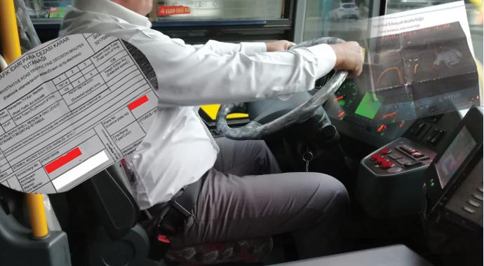 Toplu taşımada kemer krizi