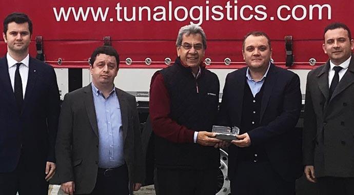 Tuna, Tırsan'dan 100 adet treyler aldı