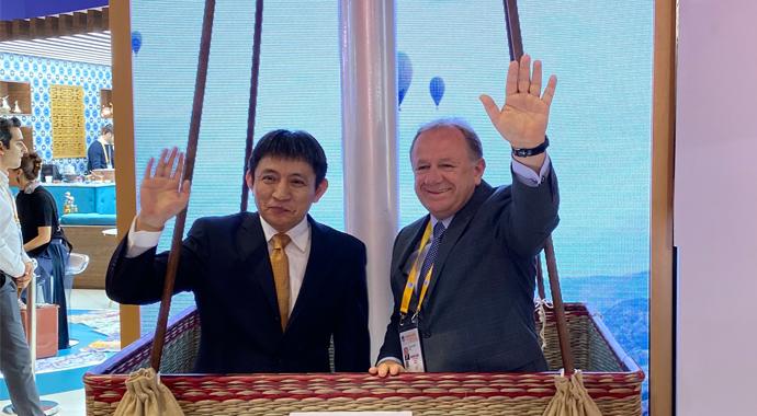 Türk ihracatçısı Çin pazarında