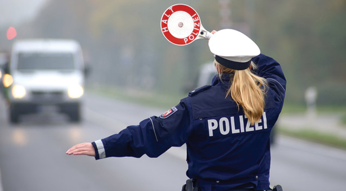 Türk şoförlerine Almanya engeli!