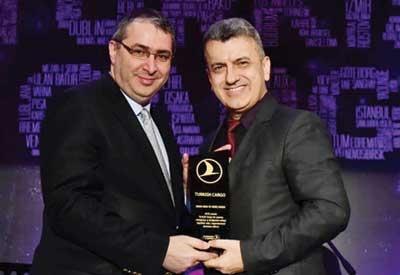 Turkish Cargo Mars'ı ödüllendirdi