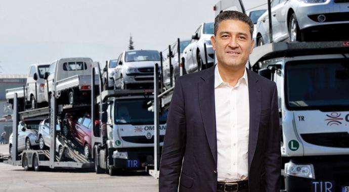 Türkiye 1,5 milyon araç üretti