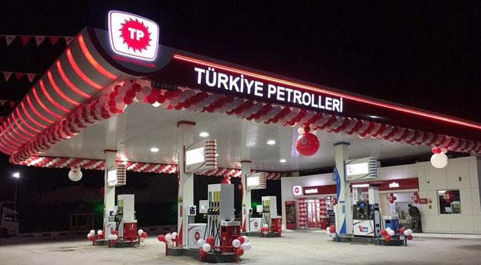 Türkiye Petrolleri Turkuaz Petrol'le birleşti