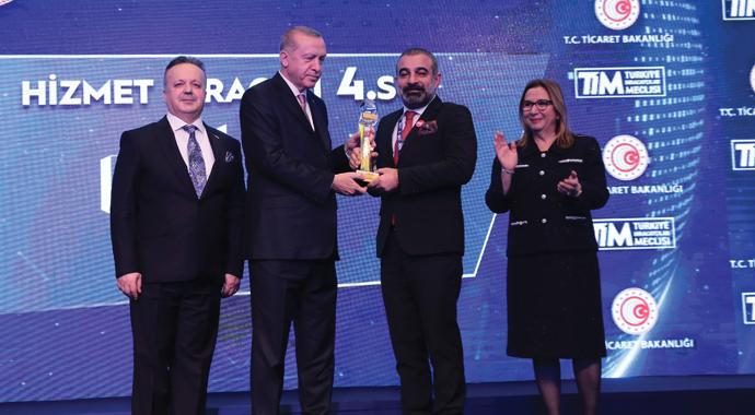 Türkiye'nin En Büyük Lojistik İhracatçısı Ekol