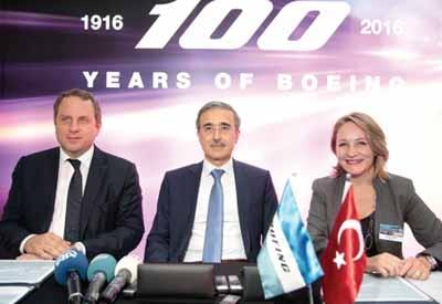 Türkiye'nin uçak üretimindeki rolü artırıyor