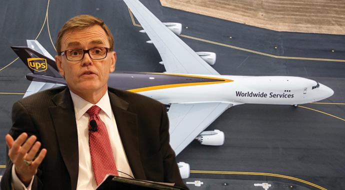 UPS filoyu Boeing ile büyütüyor