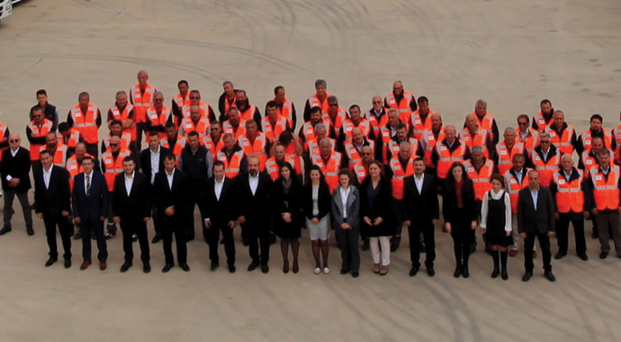 Vega Lojistik Türkiye'de 10'uncu yılını kutladı