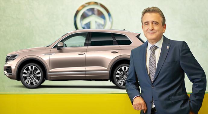 Volkswagen kapıyı açtı