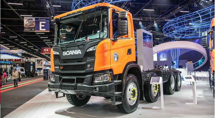 Yılın Kamyonu Scania