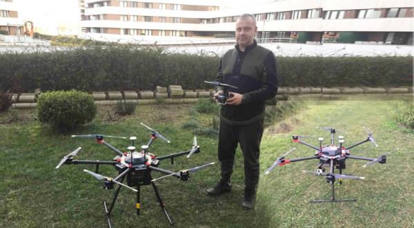 Milli drone'ler sahada