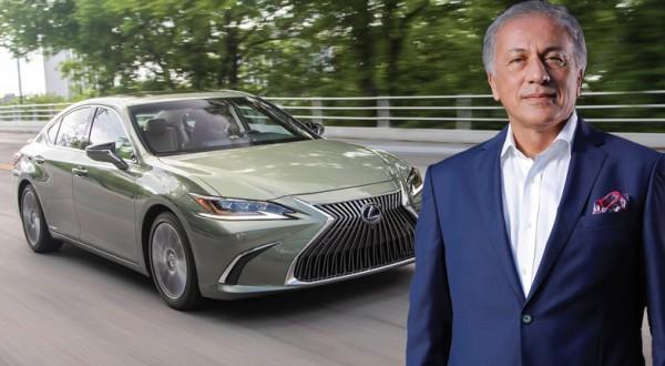Lexus rüyasında sattı galiba!