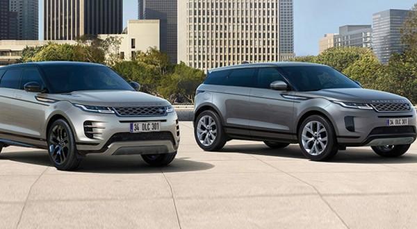 Düşük vergili Range Rover