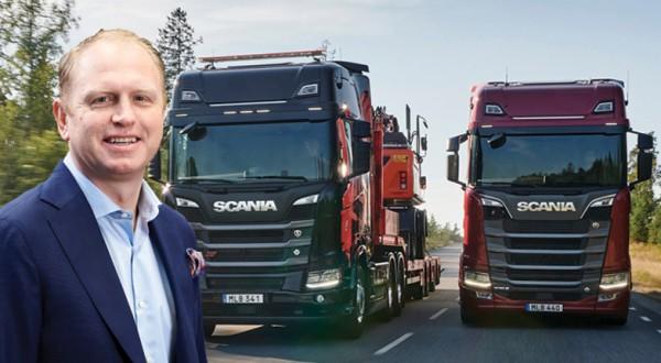 Scania, çeliği değiştirdi