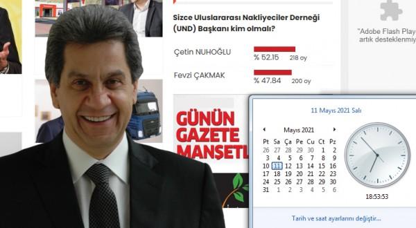 Çetin Nuhoğlu, sektörün gönlünde!