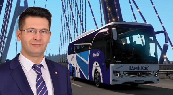Otobüse binin, sahibine değil!