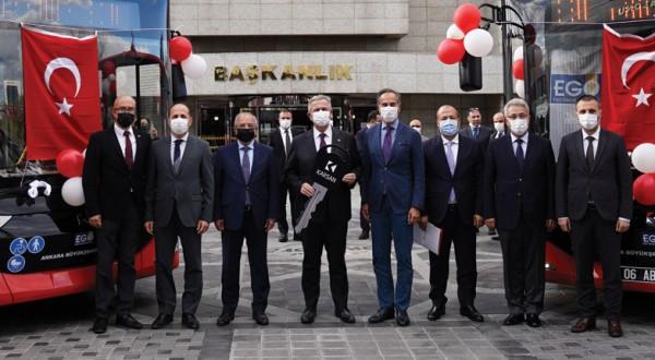 Ankara'da Atak!