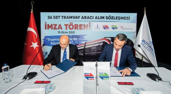İzmir'de yerli ulaşım!