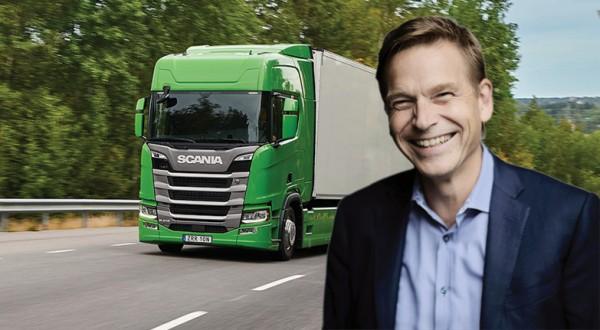 Scania da katıldı