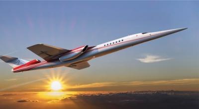 Boeing, Aerion ile ortak oldu