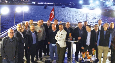 CLCCR üyeleri Türkiye'de