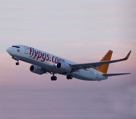 Pegasus, Omsk'a uçmaya başladı
