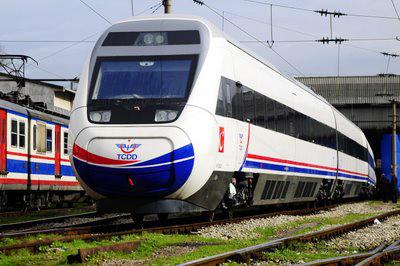 Siemens'in gözü hızlı tren lokomotifinde