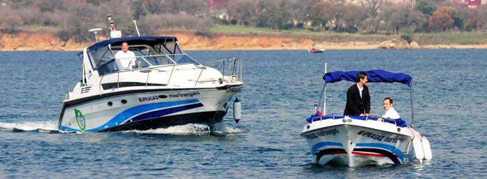 Denizlerin yeni gücü: Marinegas
