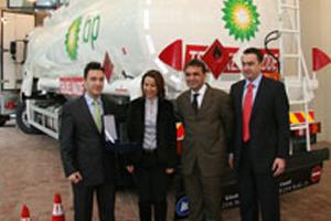 BP, ithalattan Tırsan'a döndü