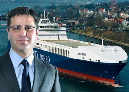 U.N Ro-Ro'nun Yeni CEO'su Sedat Gümüşoğlu
