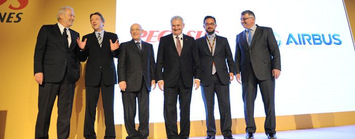 Türk sivil havacılıkta en büyük yatırım