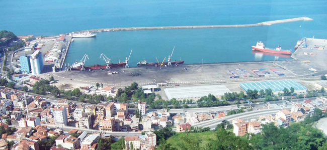 Trabzon'a liman yapmak istiyorlar