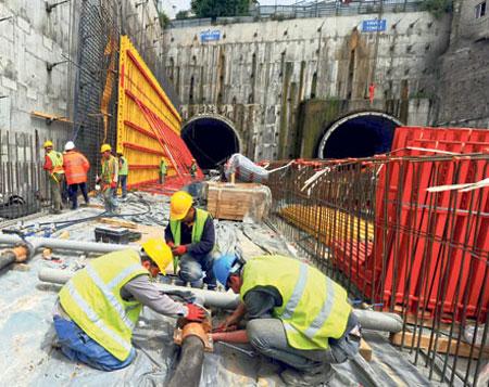 İstanbul'da metro hatları Bakanlığa devredildi