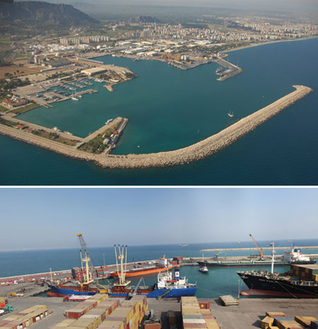 Global Liman'a Amerika'dan büyük ödül