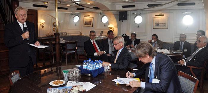 Amsterdam ve İstanbul Limanları masaya yatırıldı