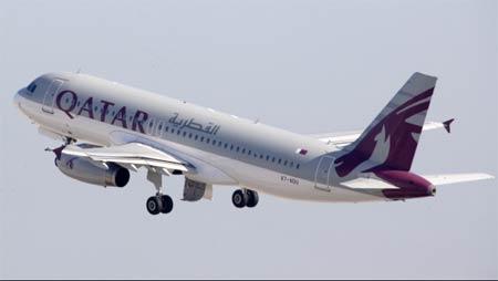 Qatar, uçuş seferini 11'e çıkarttı