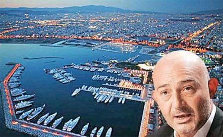 Doğuş, Atina Marinası'na yüzde 50 ortak oluyor