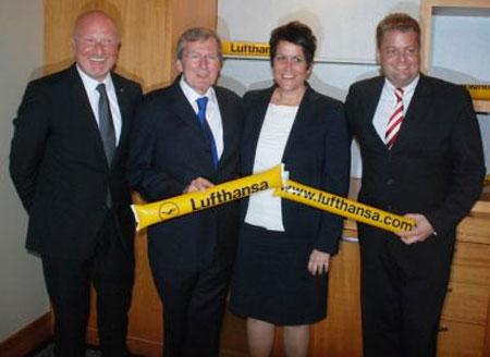 Lufthansa'nın yeni Genel Müdürü Bea Berke