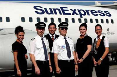 SunExpress, İzmir'i aktarma merkezi yapıyor