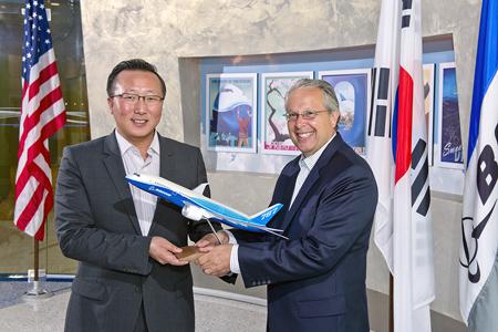 Boeing, Samsungla işbirliği yaptı