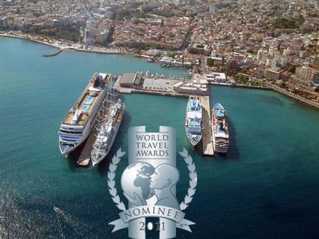 Dünyanın en prestijli ödülü Global Liman'a
