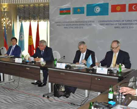 Orta Asya'ya ulaştırma ağı