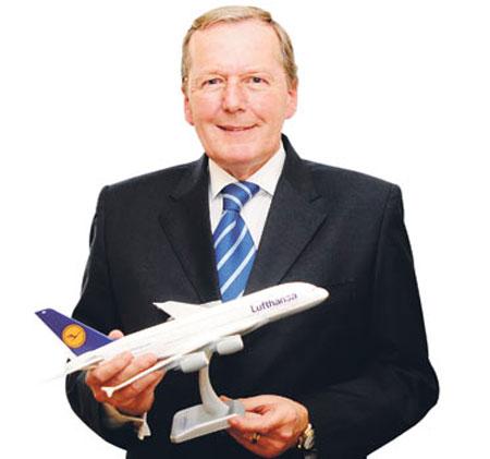 Lufthansa'nın ikinci rotası Antalya