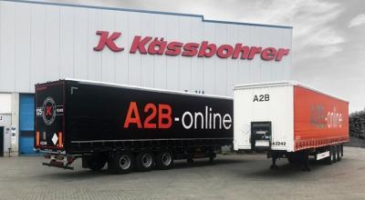 A2B-Online 50 adet Kässbohrer aldı