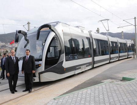 Yerli tramvay Türkiye'nin gururu!